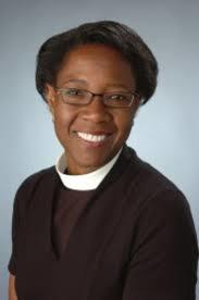 Bishop-Elect Jennifer Baskerville-Burrows